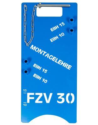 Montagelehre für Rattenköderstation FZV30
