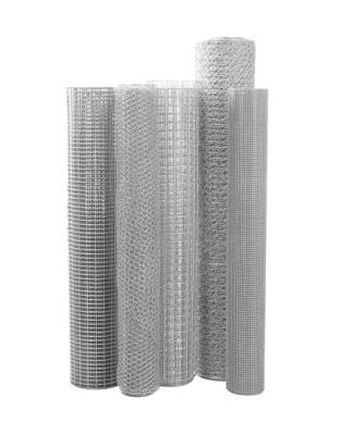 V2A Netz 0,7mm, 10mm Masche