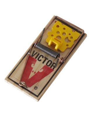 Schlagfalle Maus Victor® (4er Set)