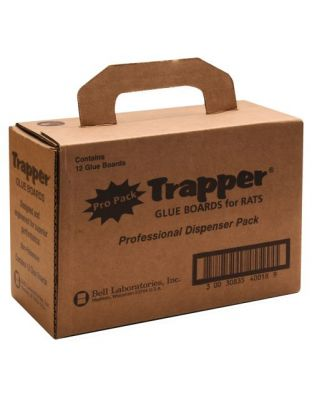 Trapper® rat size tray pro pack (im Spenderkarton)