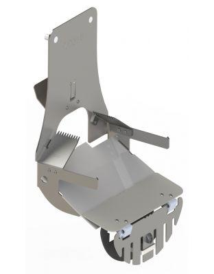 RatTrap mech. Rattenfalle BET/PVC Ø160-Frontmodul