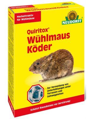 Neudorff® Quiritox® Wühlmausköder 200 g