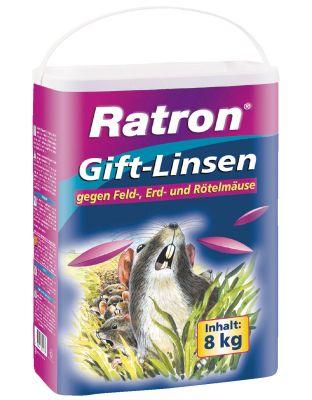 Ratron® Gift-Linsen 8 kg