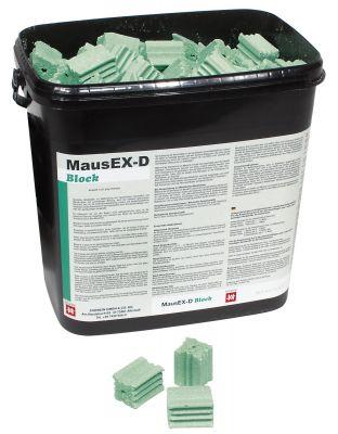 MausEX-D Block 5 kg