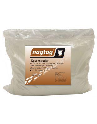 nagtag® Spurenpuder, fluorescierent 1 kg