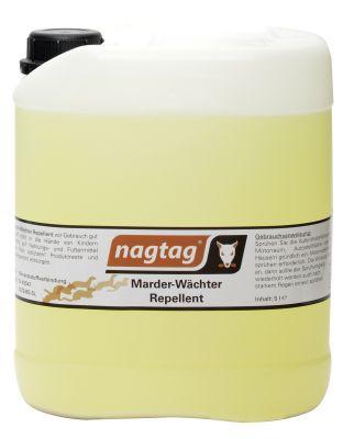 nagtag® Marder-Wächter Repellent 5 Liter