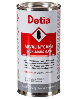 ARVALIN® CARB Wühlmausgas 250 g