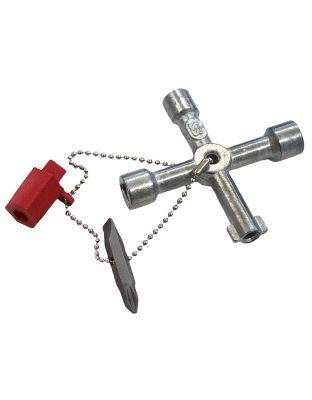 Schaltschrankschlüssel, Universal