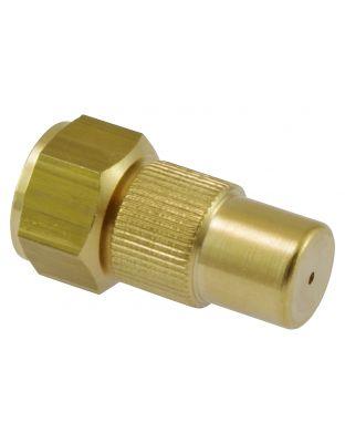Regulierdüse 1.7mm Messing