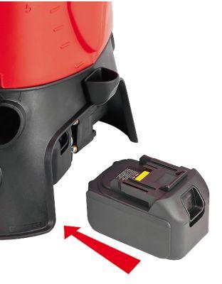 Ersatzakku für Rückensprühgeräte REC-Serie