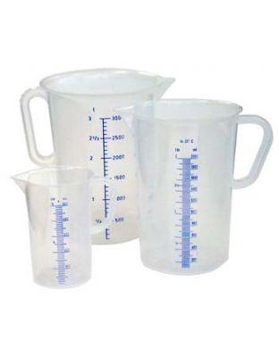 Messbecher 1 Liter mit Graduierung