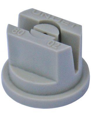 Einsatz für Flachstrahldüse TPU 8002 PP grau