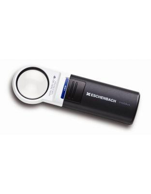 LED Leuchtlupe mobilux 35 mm, Vergrößerung:10 x