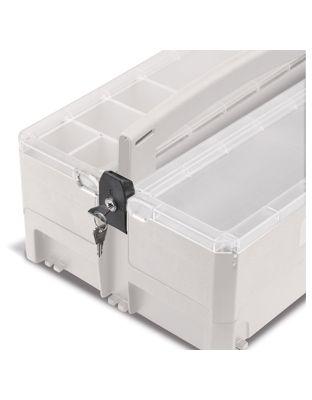 systainer® Storage-Box abschließbar, lichtgrau