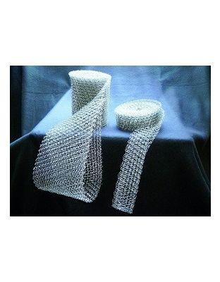 nagtag® Edelstahlgewebe-Rolle 15cm x 10 m