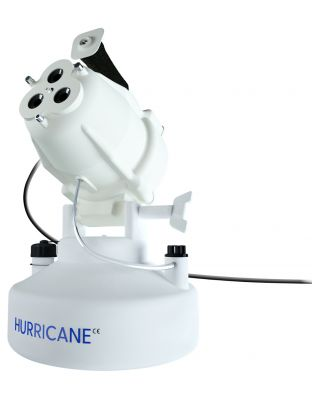Hurricane ES elektrostatisches ULV-Kaltnebelgerät
