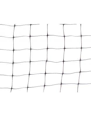 Netzgitter schwarz 30 x 40 mm