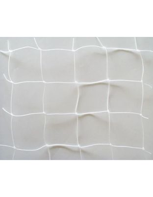 Netz weiss PE 20 x 20 mm