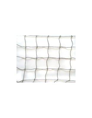 Netz Nylon olivgrün 30 x 30 mm