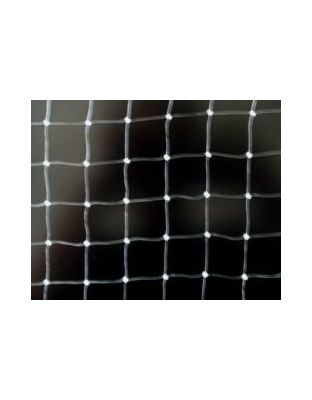 Netz, Nylon, Transparent, 30 mm Masche, 0,4 mm