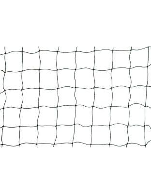 birdy® Netz schwarz PE 50 x 50 mm flammschutz