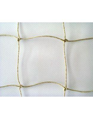 birdy® Netz steinfarben PE 50 x 50 mm flammschutz
