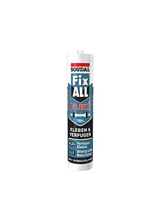 Kleber Fix All (grau) Polymerkleber