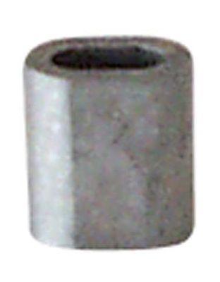 Drahtverbinder Aluminium groß, für 2mm Draht
