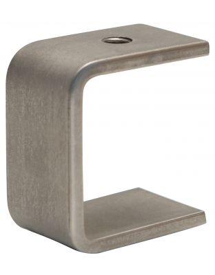 C-Bügelklemme V2A - Innenmaß 30 mm